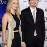 Damien Chazelle and Olivia Hamilton