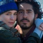 Dev Patel and Rooney Mara