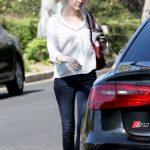 Emma Stone Audi S6