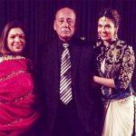 Esha Gupta parents