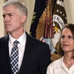 Gorsuch with his Wife