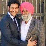 Harbhajan Maan father