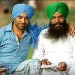 Harjit Harman with Pragat Singh
