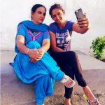 Harmanpreet Kaur mother