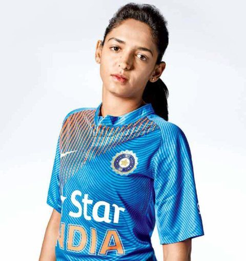 Harmanpreet Kaur profile