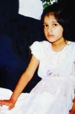 Iman Ali Childhood Photo