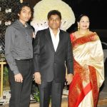 Jamie Lever Parents and Brother