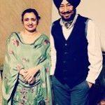 Jaswinder Bhalla wife
