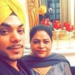 Kuwar Virk mother
