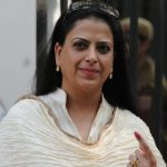 L K Advani daughter Pratibha Advani