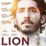 Lion Movie Poster