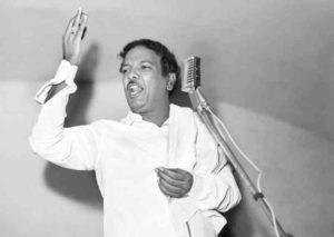 M Karunanidhi In 1960s