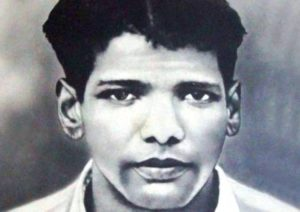 M Karunanidhi In Younger Days