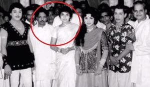 M Karunanidhi and Jayalalitha In Younger Days