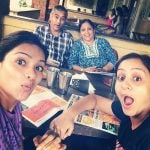 Megha Gupta Family
