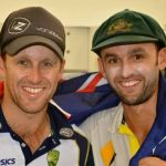 Nathan Lyon brother Brendan Lyon