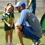 Nathan Lyon daughter Milla