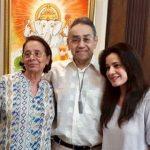Neelam Kothari parents