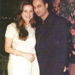 Neelam Kothari with ex husband