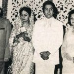 Rishi Kapoor and Neetu Singh Marriage Photo