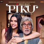 Piku movie poster
