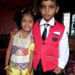 Prakash Jayaramaiah children