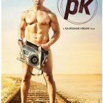 Rajkumar Hirani PK poster