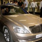 Rakesh Roshan Mercedes-Benz