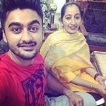 Ravneet Singh mother