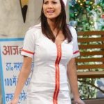 Rochelle Rao as Lottery (Nurse)