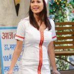 Rochelle Rao as Lottery (Nurse)