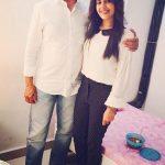 shruti-prakash-with-her-father-col-prakash
