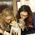 Sunita Ahuja, a dog lover