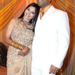 Tasneem Sheikh With Her Husband