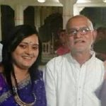 vandana-vithlani-with-her-father