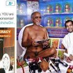 Vishal Dadlani controversial tweet about Tarun Sagar