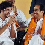 Aditya Thackeray and his Father Uddhav Thackeray