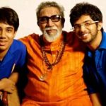 Aditya and Tejas with their Grandfather