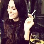 Amrit Maghera smoking & drinking