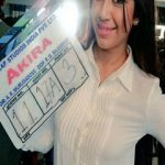 Ankita Bhargava still from the film Akira