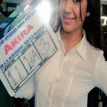 Ankita Bhargava still from the film Akira