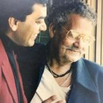 Ashutosh Rana With His Father