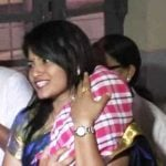 B. Chandralekha With Her Daughter