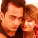 Bobby Darling with her husband Ramneek Sharma