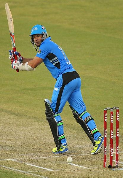 Brad Hodge Batting
