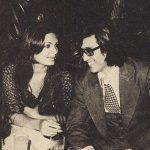 Danny Denzongpa dated actress Parveen Babi