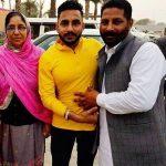 Deep Dhillon parents