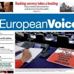 European Voice Newspaper