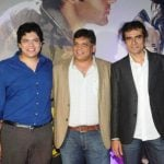 Sajid Ali with his brothers