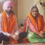 Jashan Nanarh wife